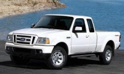 2003 Ford Ranger Electrical and Air Conditioning Problems