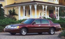Lincoln Town Car Gas Mileage (MPG):