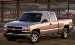 2000 Chevrolet Silverado 1500 Brakes and Traction Control Problems