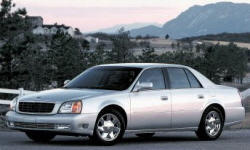 Lincoln Town Car vs. Cadillac DeVille MPG