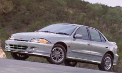 Chevrolet Cavalier Gas Mileage (MPG):