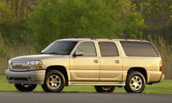 2000 - 2006 GMC Yukon Reliability by Generation