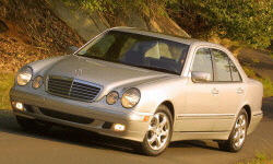 2001 Mercedes-Benz E-Class Repair Histories