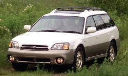 2002 Subaru Outback  Problems