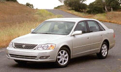 2000 Toyota Avalon Repair Histories