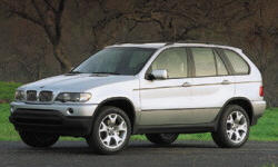2001 BMW X5 Repair Histories