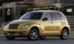 2002 Chrysler PT Cruiser suspension Problems