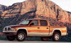 2002 Dodge Dakota Engine Problems
