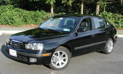 2003 Hyundai Elantra Repair Histories: photograph by