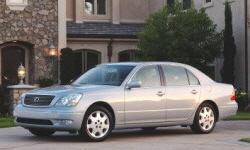 Lexus LS Gas Mileage (MPG):