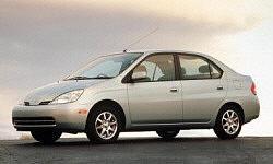 Toyota Prius Gas Mileage (MPG):