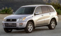 2001 Toyota RAV4 Repair Histories