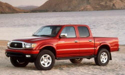 2000 - 2004 Toyota Tacoma Reliability by Generation