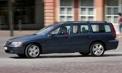 2001 - 2007 Volvo V70 Reliability by Generation