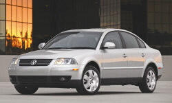 2002 - 2005 Volkswagen Passat Reliability by Generation