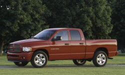 2005 Dodge Ram 1500 Suspension Problems