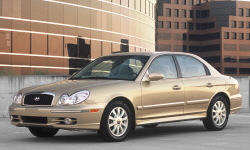 2004 Hyundai Sonata Repair Histories