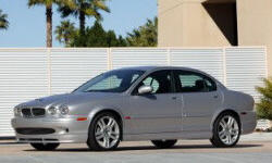 Wagon Models at TrueDelta: 2008 Jaguar X-Type exterior