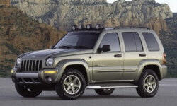 2003 Jeep Liberty transmission Problems