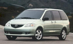2002 Mazda MPV Repair Histories