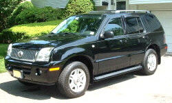 2002 Mercury Mountaineer  Problems: photograph by