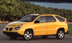 Pontiac Aztek engine Problems