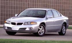 2003 Pontiac Bonneville Engine Problems