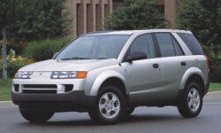 2003 Saturn VUE brake Problems