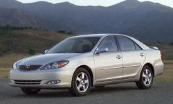 2003 Toyota Camry Electrical and Air Conditioning Problems