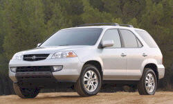 2003 Acura MDX Electrical and Air Conditioning Problems