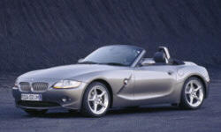 2003 - 2005 BMW Z4 Reliability by Generation