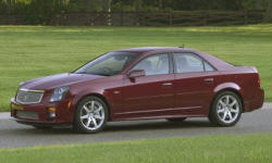 2004 Cadillac CTS Repair Histories