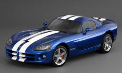 Coupe Models at TrueDelta: 2006 Dodge Viper exterior