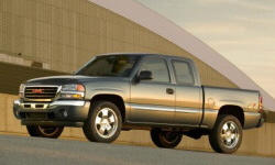 2000 - 2006 GMC Sierra 1500 Reliability by Generation