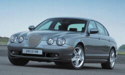 Jaguar Models at TrueDelta: 2008 Jaguar S-Type exterior