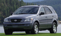 2003 Kia Sorento Repair Histories