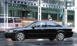 Lincoln Models at TrueDelta: 2006 Lincoln LS exterior