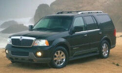 SUV Models at TrueDelta: 2006 Lincoln Navigator exterior