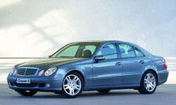 2003 - 2006 Mercedes-Benz E-Class Reliability by Generation