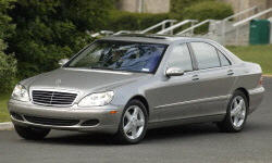 Mercedes-Benz Models at TrueDelta: 2006 Mercedes-Benz S-Class exterior