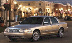 Mercury Models at TrueDelta: 2011 Mercury Grand Marquis exterior