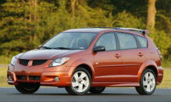 2004 Pontiac Vibe  Problems