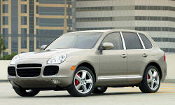 2004 Porsche Cayenne Repair Histories