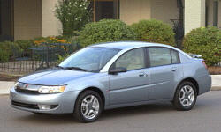2003 Saturn ION  Problems