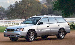 2000 - 2004 Subaru Outback Reliability by Generation