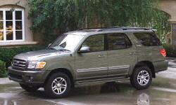 2004 Toyota Sequoia Transmission Problems And Repair Descriptions At