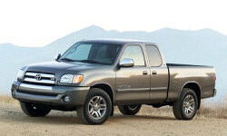 2003 Toyota Tundra Repair Histories