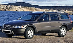 2003 - 2007 Volvo XC70 Reliability by Generation