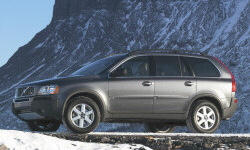 2003 Volvo XC90 Repair Histories