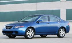 2004 Acura TSX Repair Histories